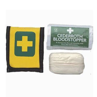 Auxiliary First Aid Components
