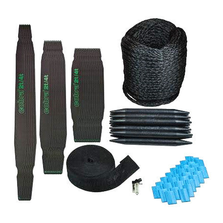 The Cobra Tree Cabling Kit And Components