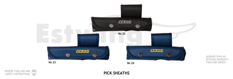 ESTWING PICK SHEATHS