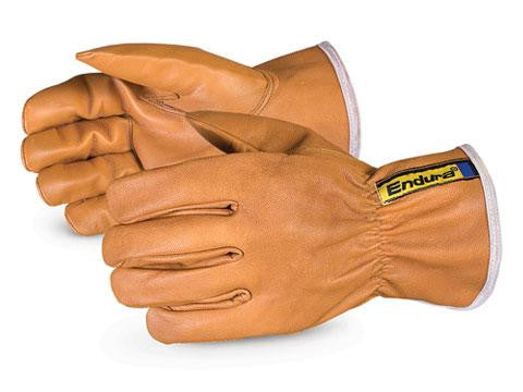 Endura Goat-Grain Driver Gloves
