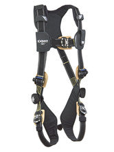 harness, front view