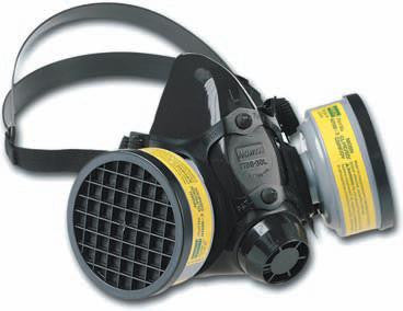 North 7700 Safety Half Mask Respirator
