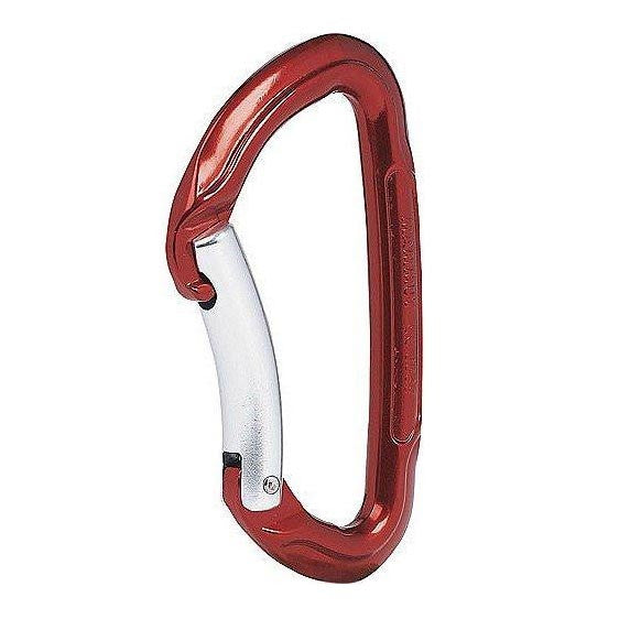A Red Carabiner