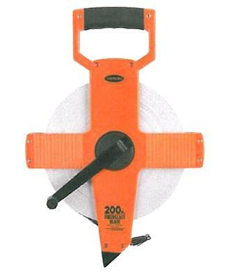 A Reel Of Keson Fibreglass Tape, With Orange Holder