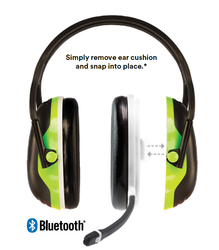 3M™ PELTOR™ Bluetooth® Communication Accessory