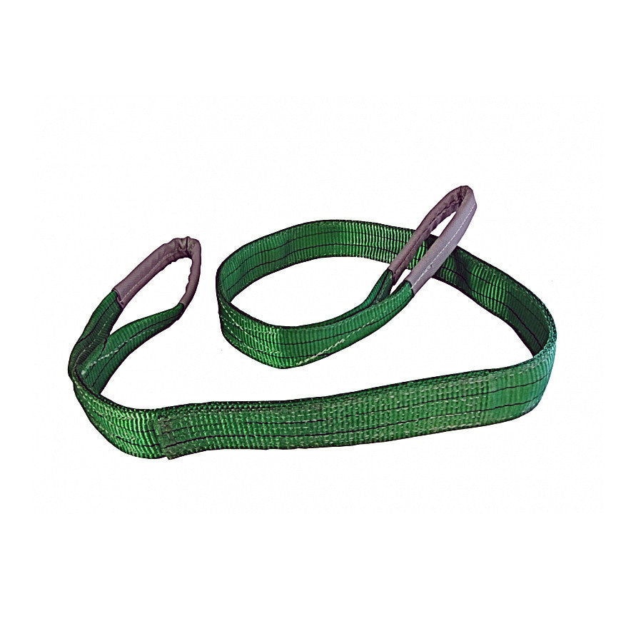 Green Polyester Sling