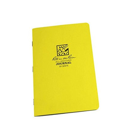 A Yellow Notebook