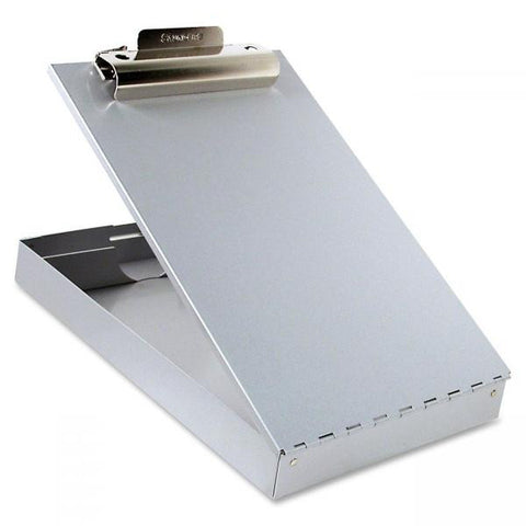 Saunders Recycled Aluminum Redi-Rite Storage Letter Size Clipboard