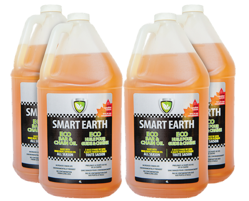 Smart Earth Eco Bar & Chain Oil