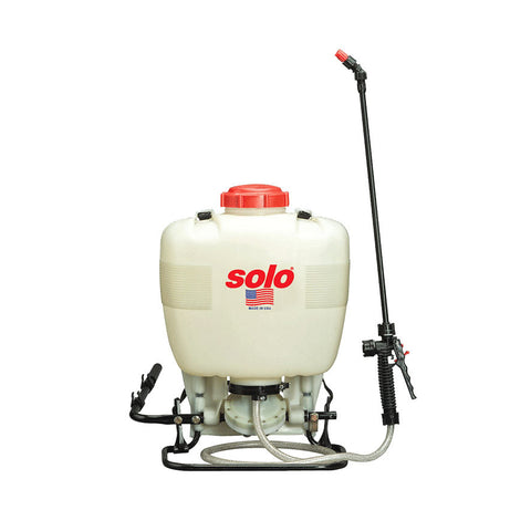 The Solo 475B Backpack Sprayer
