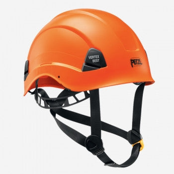 Orange Vertex Best Helmet