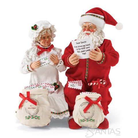 Mrs Claus Possible Dreams Santas Com