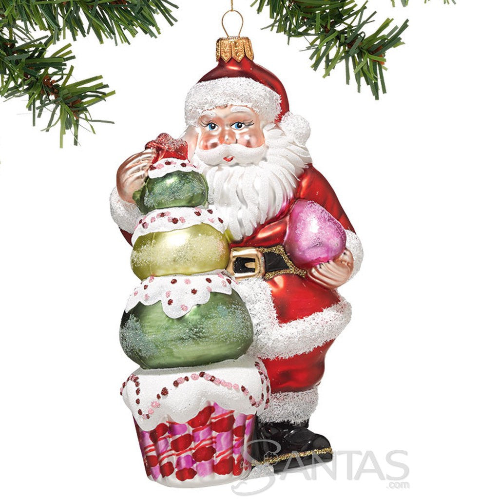 christmas rock gift itm dancing jingle claus s bell santa xmas decorations doll decoration singing ebay decor
