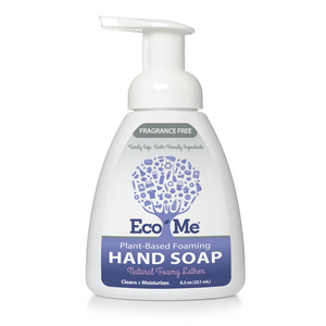 Foaming Hand Soap - Fragrance Free