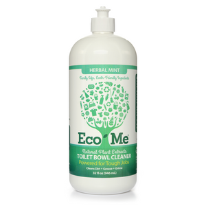 Toilet Bowl Cleaner - Herbal Mint
