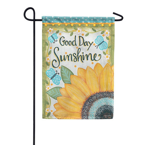 """Good Day Sunshine""  Durasoft Flag"