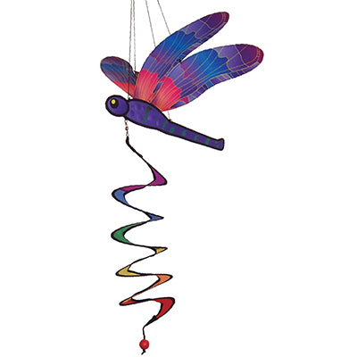 "Dragonfly Theme 30"" Twister"