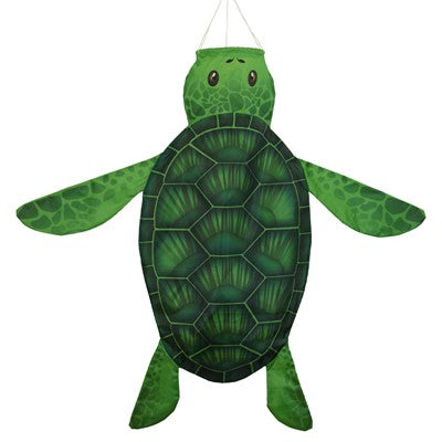 "Sea Turtle 3D 34"" Windsock"