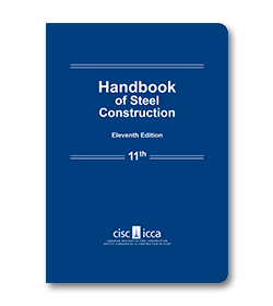 Handbook of Steel Construction – 11th Edition, 3rd Revised Printing 2017