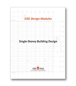 Single-Storey Building Design (CISC Design Module 8)