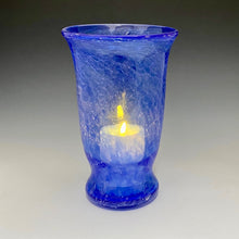 Load image into Gallery viewer, Blue Hurricane Lamp