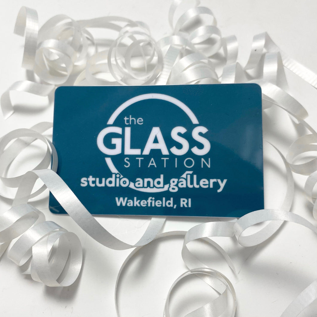 Glass Station Gift Card