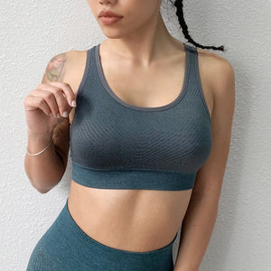 Yoga Seamless Sports Bra Sport Bra