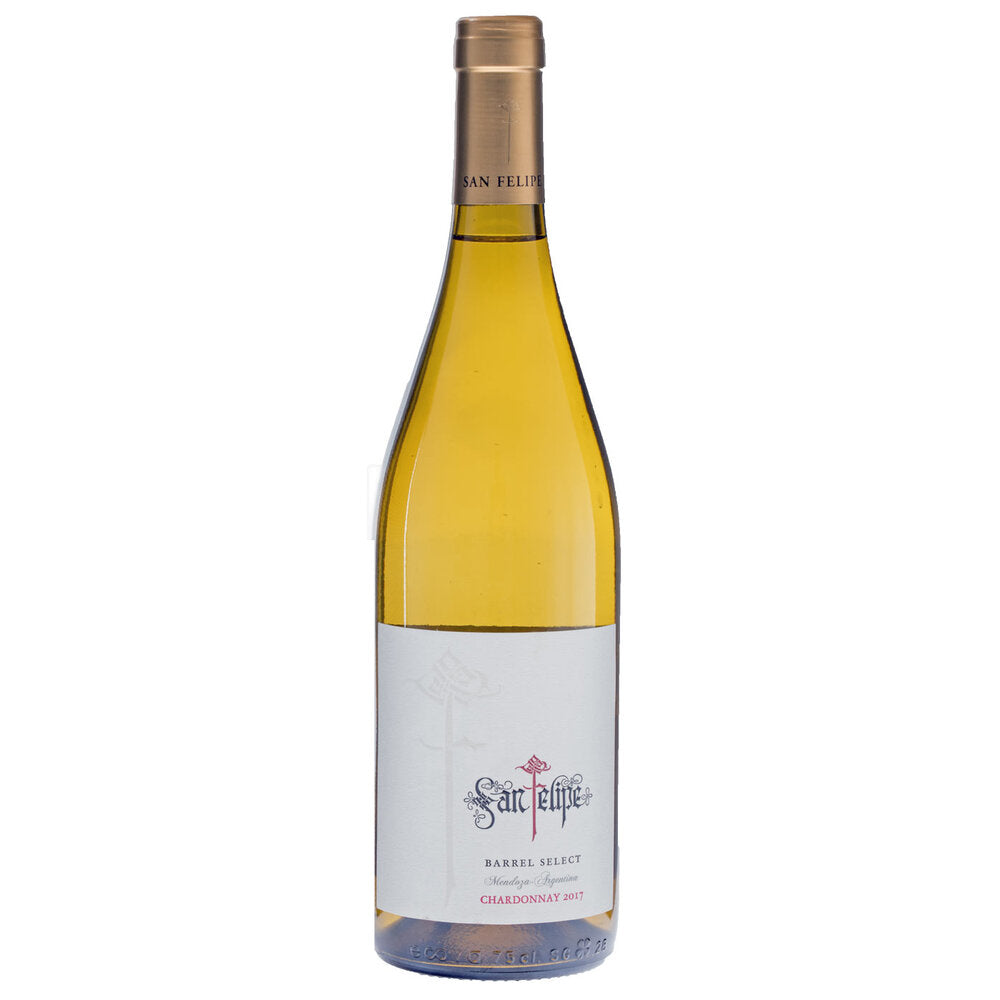 Bodega La Rural San Felipe Chardonnay Barrel Select 2018