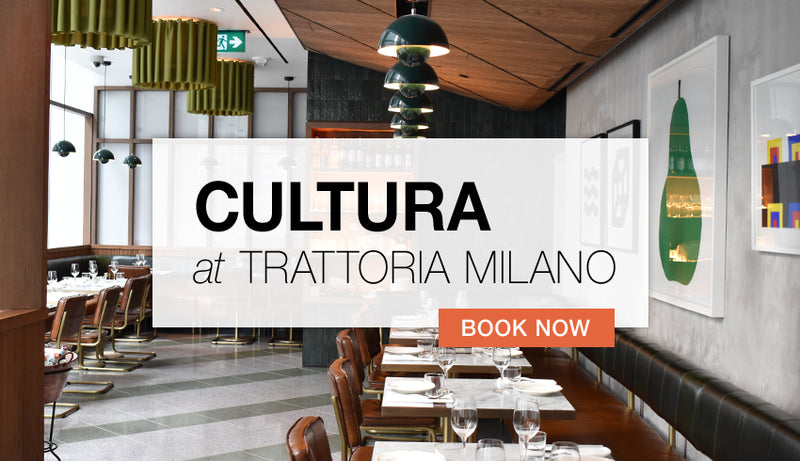 arts and culture trattoria milano