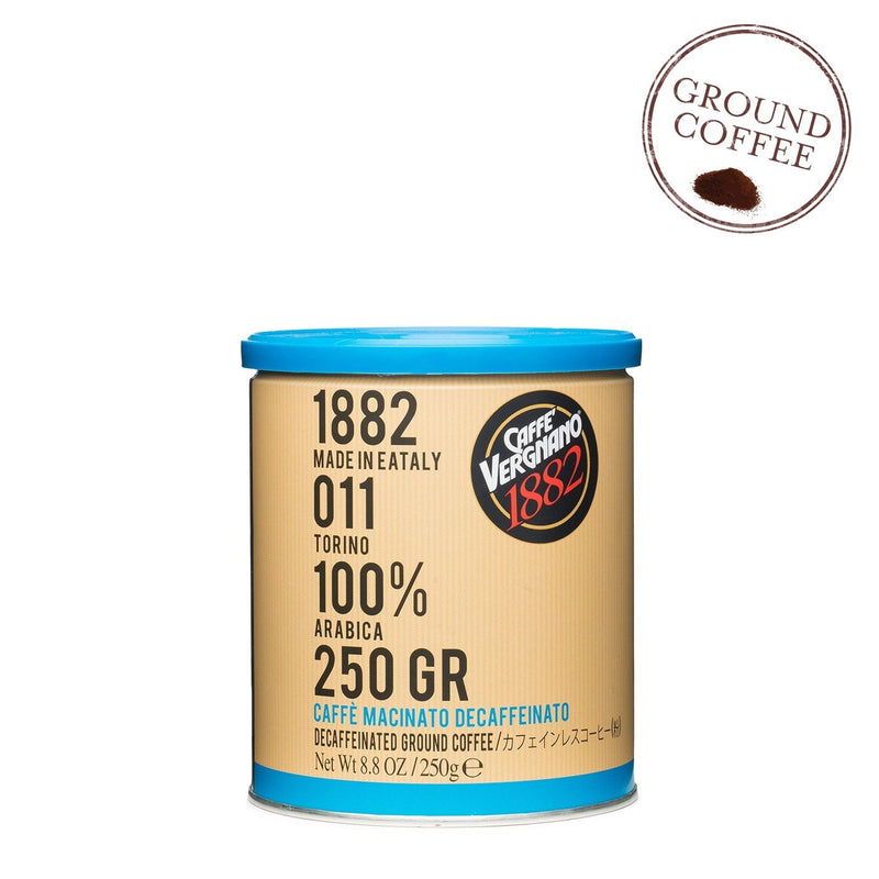 Arabica Decaf Ground Coffee 250gr