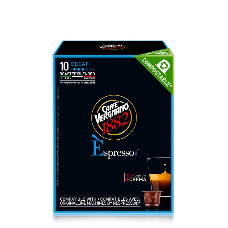 Decaffeinated Capsules 5gr