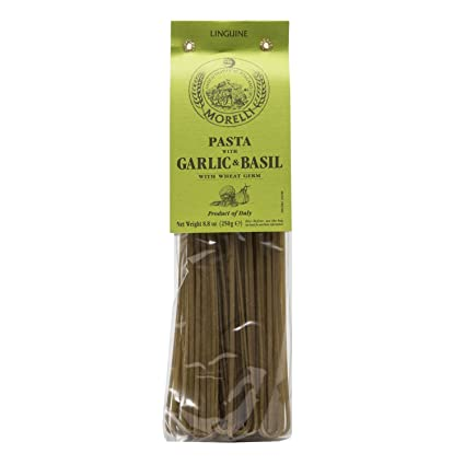 Garlic & Basil Linguine-250 g