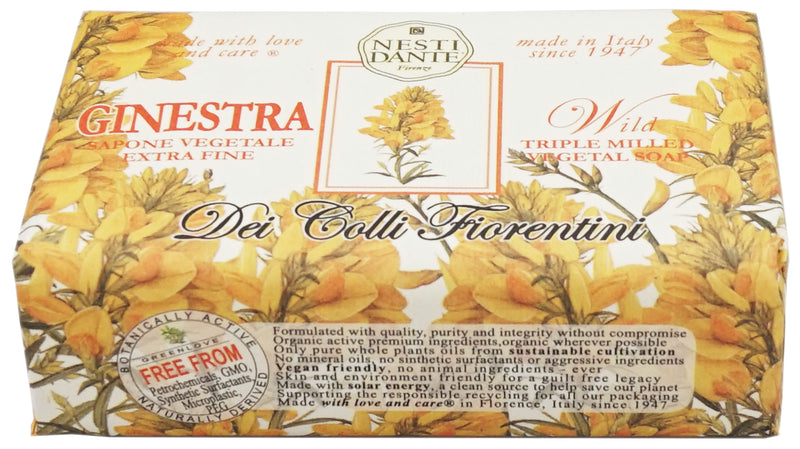 Soap Bar  Colli Ginestra Passional