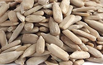 Sunflower Seeds, Raw/Hulled - 400g