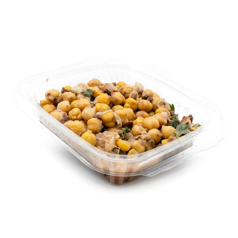 Marinated Chickpeas /Ceci Marinati/