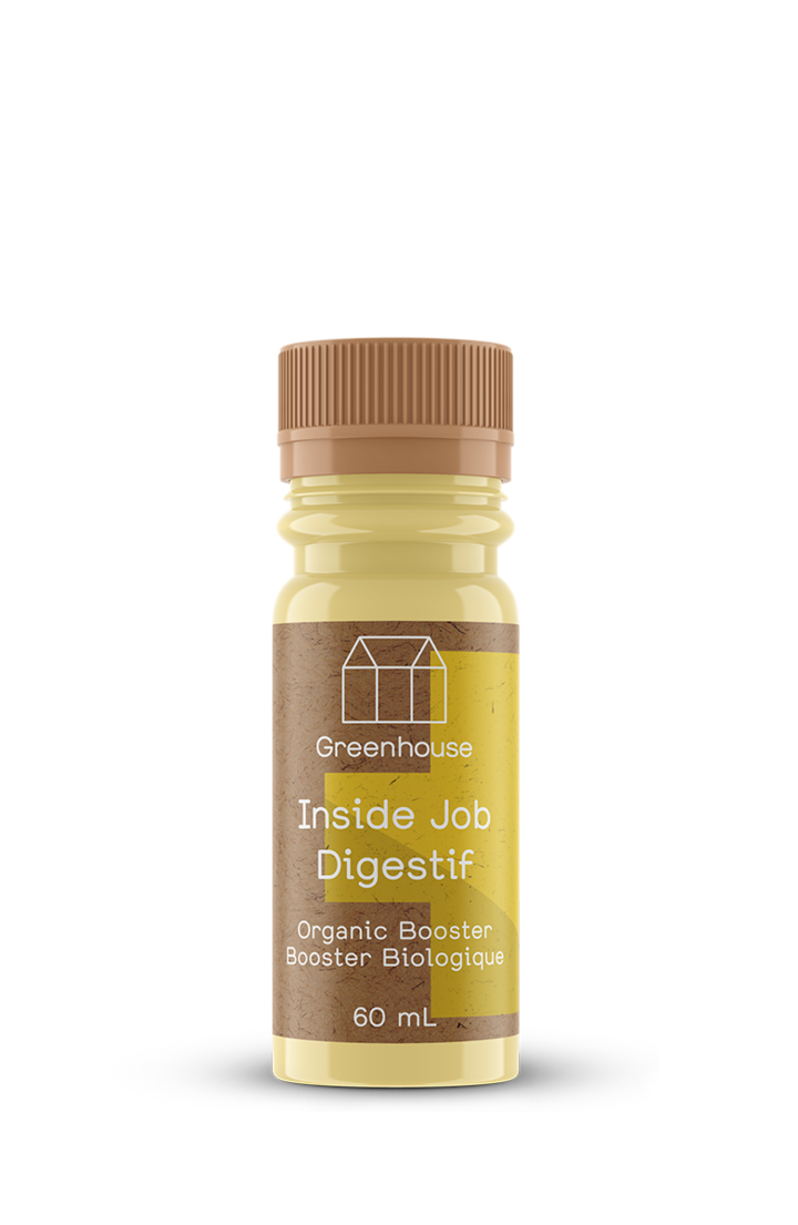Greenhouse Juice - Inside Job 60ml