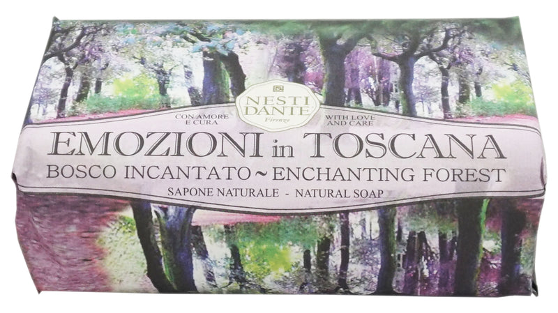 Soap Bar  Emozioni  Enchanting Forest