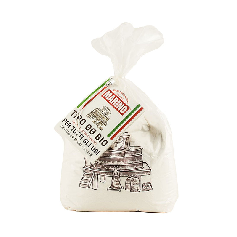 Organic Type 00 Wheat Flour