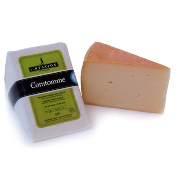 Comtomme Cheese