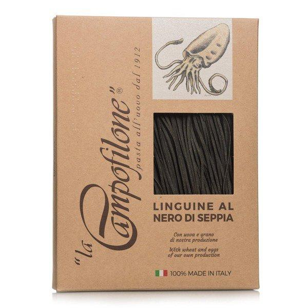 Squid Ink Linguine-250 g