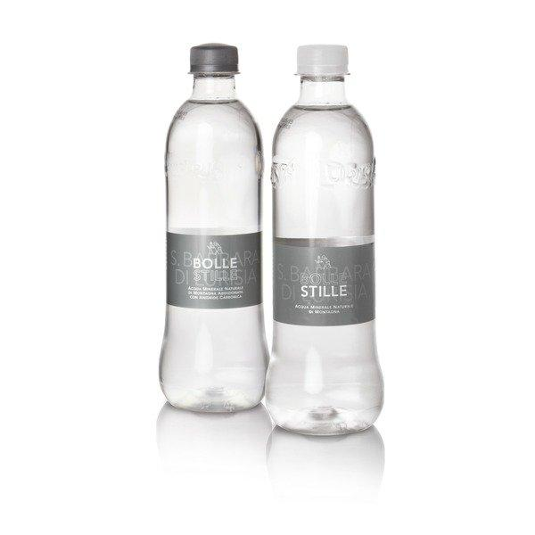 Sparkling Water Bottle 1L