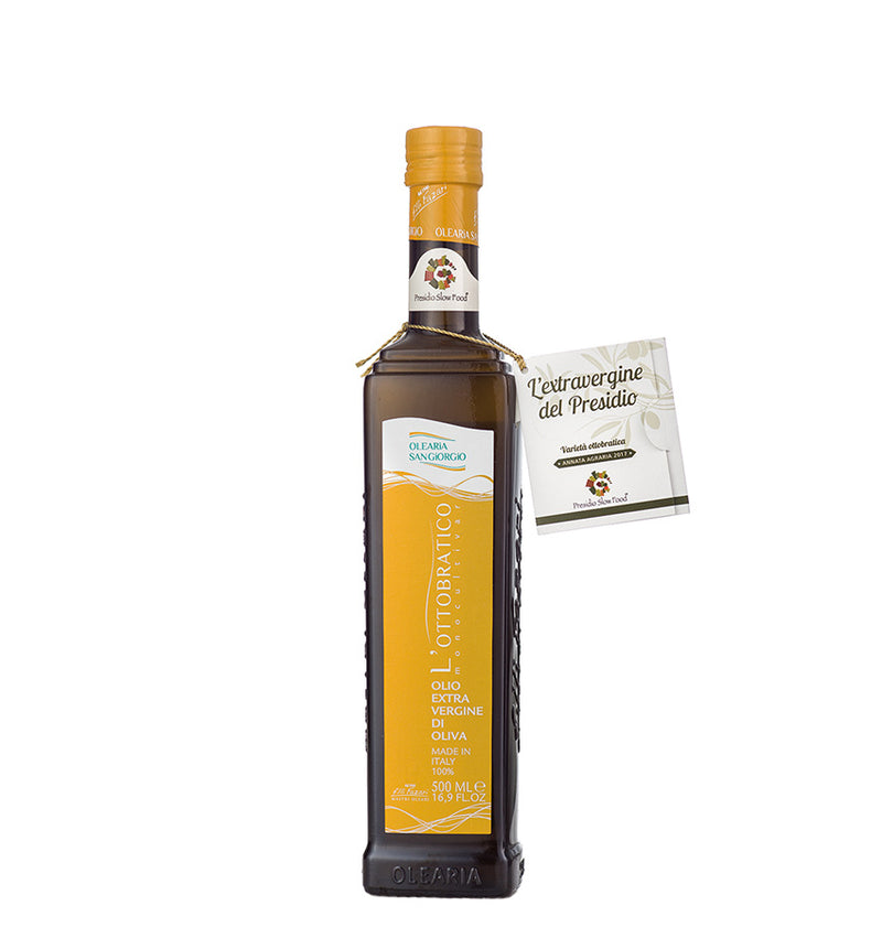 Ottobratico Extra Virgin Olive Oil