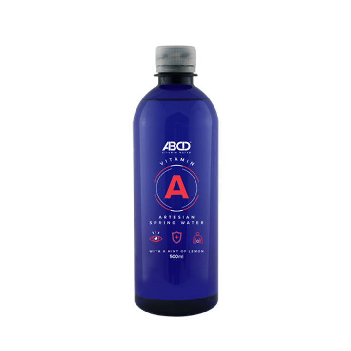 ABCD Vitamin Water, 500ml | 12 Pack