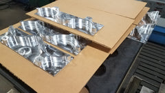 Barker's Billet Clamps Before Manufacturing for the CanAm Maverick