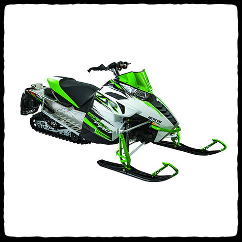 Exhaust Systems for Arctic Cat ZR 7000 Snowmobile