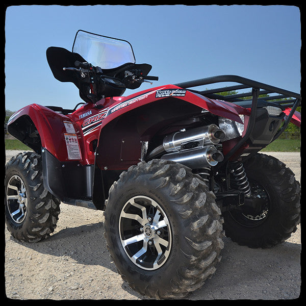 2018 Yamaha Kodiak 700 Horsepower