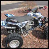 Honda TRX 700XX Full Single Exhaust System