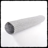 Barker's Performance Complete Muffler Repack Kit - High Temp Stainless Steel Fiber Wool Mat Only - Diagonal
