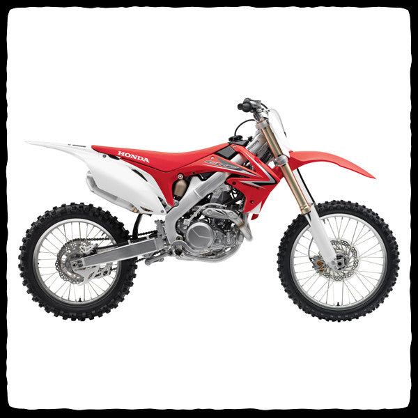Honda CRF450R Full Single Exhaust System