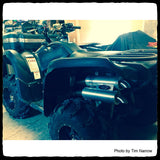 Yamaha Grizzly 550 Full Dual Inframe Exhaust System